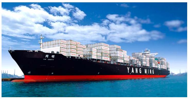 Yang Ming unveils feedership orders