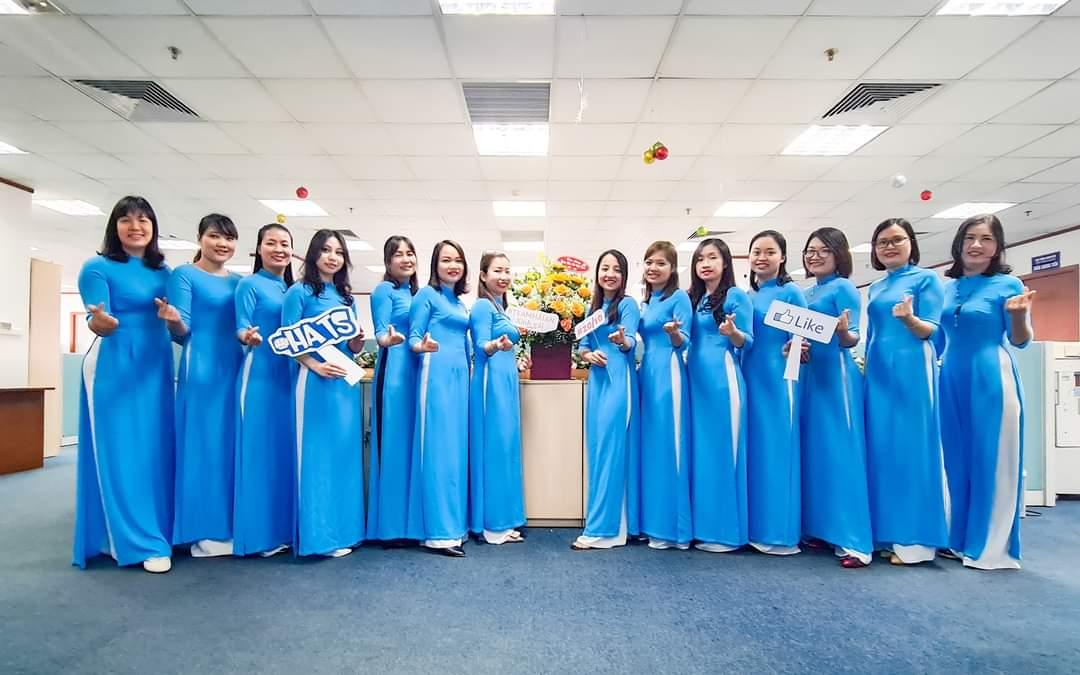 Công ty tổ chức kỷ niệm ngày Phụ nữ Việt Nam 20 – 10