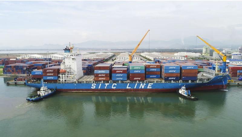 SITC đặt đóng mới 6 tàu container loại 1800 TEU với giá 126 triệu USD