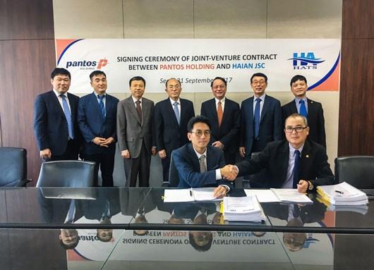 HAH lên kế hoạch lập liên doanh đầu tư Depot 26 triệu USD ở Nam Đình Vũ