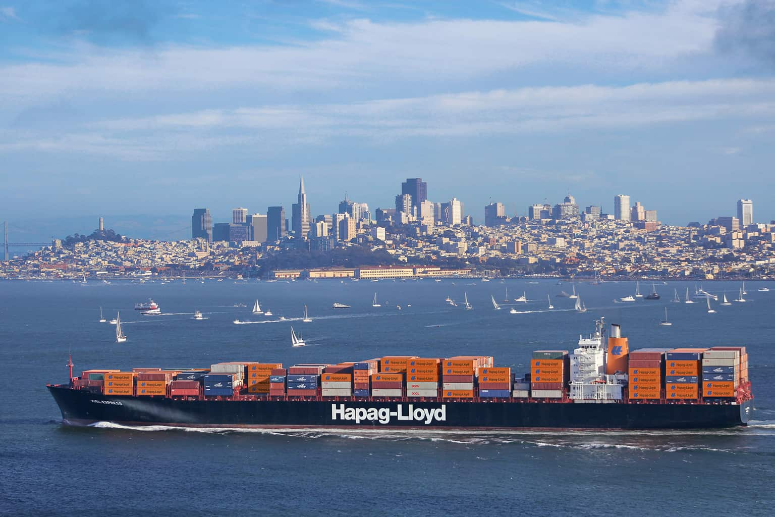 Hapag-Lloyd doubles operating result in first nine months