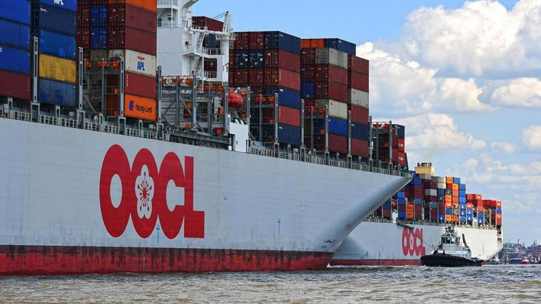 OOCL tăng 16% doanh thu quý I