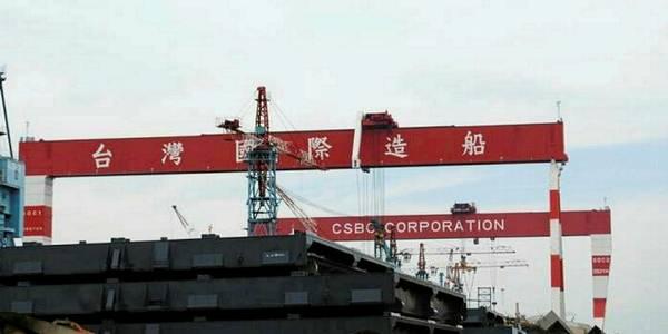 Yang Ming đặt đóng tàu Feeder.