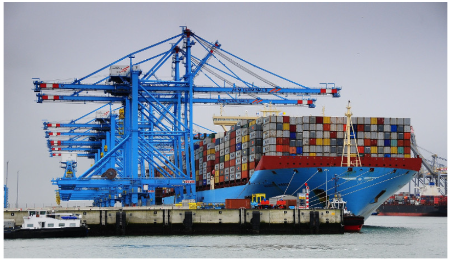 Container freight rates tracking 10% ahead of last year