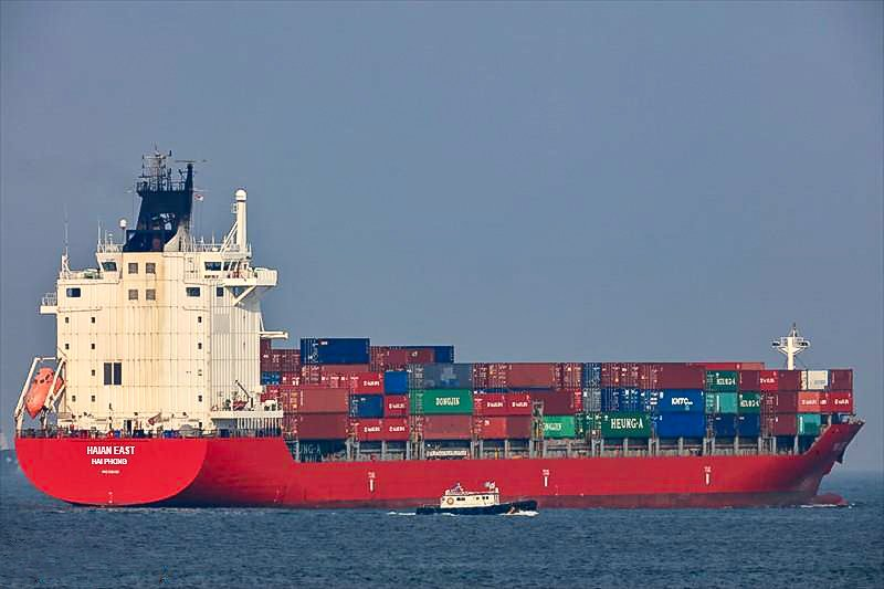 Hai An Transport and Stevedoring JSC purchased two new containerships named HAIAN EAST and HAIAN WEST