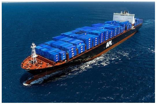 APL tăng chuyến tàu vào thị trường Việt Nam