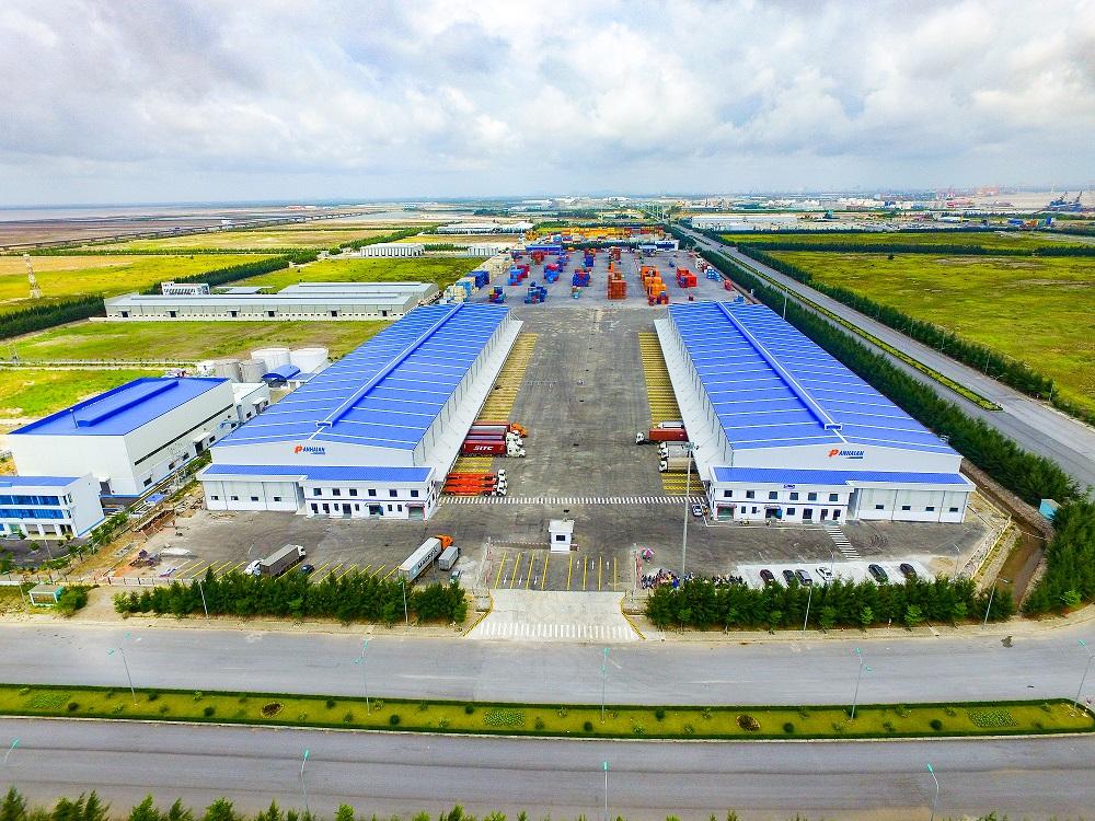 Công ty CP Vận tải và Xếp dỡ Hải An với dịch vụ logistics trọn gói hoàn thiện