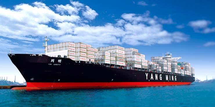 Yang Ming thành lập liên minh với các đơn vị vận chuyển và khai thác cảng Đài Loan