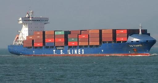 TS Line đặt đóng mới 4 tàu loại 1900 TEU tại Trung Quốc